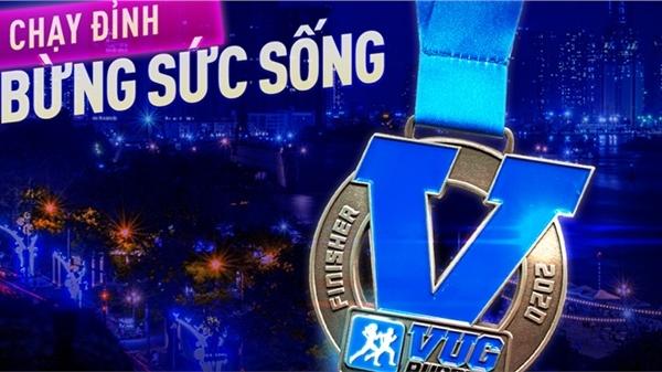 Những con số ấn tượng của VUG Running 2020,'trùm cuối' huy chương sẽ thuộc về ai?