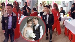 Sự thật clip chú rể 15 tuổi, mặc áo khoác quần bò làm đám cưới gây xôn xao ở Hà Tĩnh