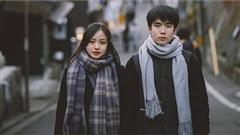 Cặp du học sinh Việt khiến dân mạng lịm tim vì bộ ảnh 'tình bể bình' tại cố đô xứ Phù Tang