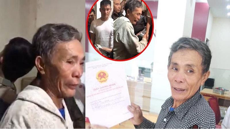 Cụ ông Hà Tĩnh được vợ chồng Thủy Tiên tặng 200 triệu đã đến ngân hàng trả nợ đầy đủ: Nụ cười lại nở trên môi