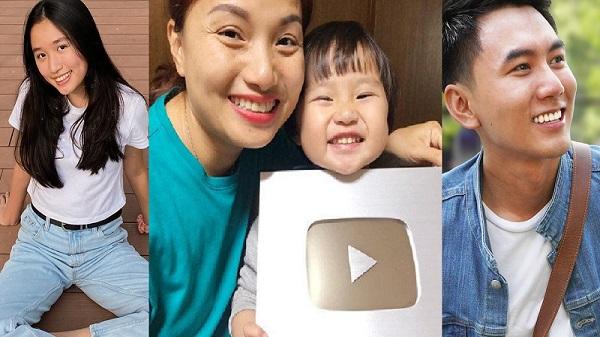 Những vlogger nổi đình nổi đám, chiếm sóng năm 2020