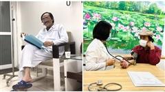 Nghệ sĩ Giang còi chấp nhận điều trị ung thư vòm họng nhưng với một điều kiện