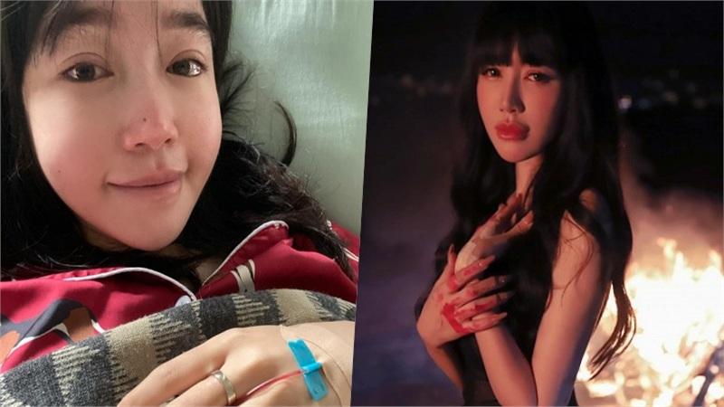 Elly Trần khiến người hâm mộ lo lắng khi tiết lộ đang bị trầm cảm phải điều trị bằng thuốc liều cao
