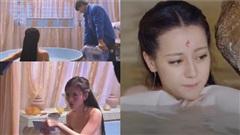 Bí mật sau cảnh tắm gợi cảm của mỹ nhân Hoa ngữ trên màn ảnh: Cúc Tịnh Y đòi 'tắm thật', Địch Lệ Nhiệt Ba hy sinh vì nghệ thuật