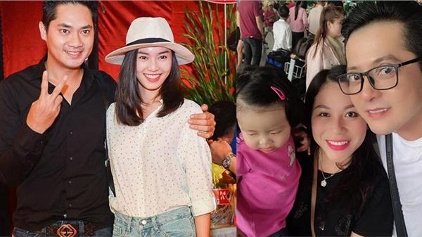 Minh Luân bị netizen đào lại chuyện cũ với Lan Ngọc khi chân thành khuyên vợ cũ Hoàng Anh dừng lại