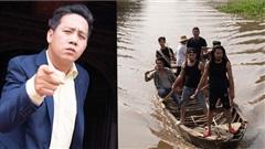 Đạo diễn Giang Thanh, Lê Nam, Hồng Trang tiết lộ chuyện hậu trường làm phim 'Thằng khờ'