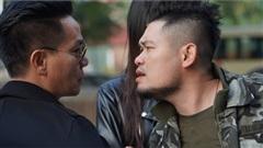 Đúng hẹn là lên: Phim hài Tết 'Hiệp sĩ làng' của Cường Cá ra mắt