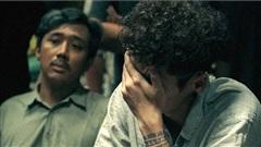 Tuấn Trần gây sốt vì diễn nhập tâm đến chấn thương ở phim trường 'Bố già' bản điện ảnh