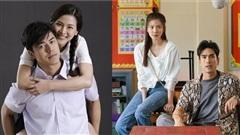 Baifern Pimchanok: Vai diễn nào cũng ngốc nghếch nhưng được cặp với toàn 'cực phẩm' màn ảnh Thái Lan