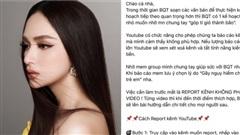 140 ngàn anti-fans 'đồng lòng' đánh sập kênh youtube của Hương Giang
