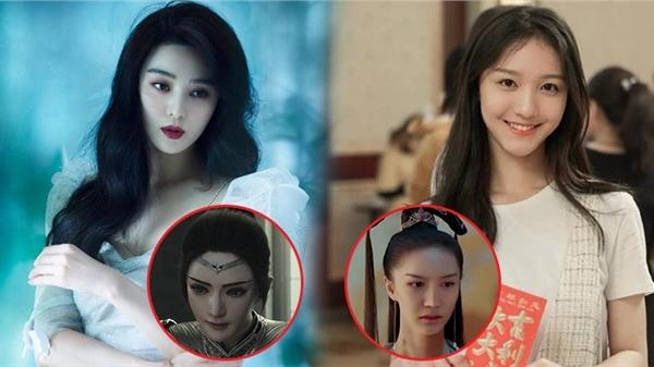 Những pha đổi mặt khiến người xem choáng váng trên màn ảnh Hoa ngữ năm 2020