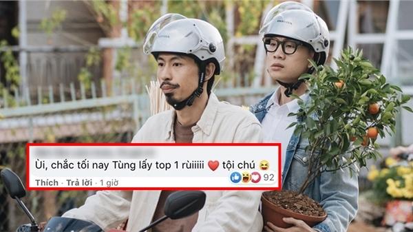 MV 'Đi về nhà' của Đen Vâu và Justatee đạt top 1 trending, chưa kịp ăn mừng đã bị fan Sơn Tùng vào 'cà khịa'
