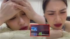 Trái ngược phản ứng khán giả, Hoà Minzy bật khóc vì hát chênh phô khi tự reaction màn song ca cùng Hiền Hồ