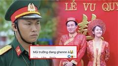 Hậu Hoàng ra nhạc mới là Mũi trưởng Long share liền tay, dân tình lại được dịp đẩy thuyền
