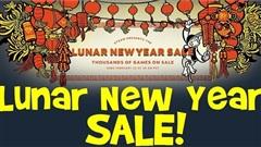 Steam Lunar New Year Sale: Cơ hội để game thủ sở hữu game 'hot' dịp Tết Âm lịch