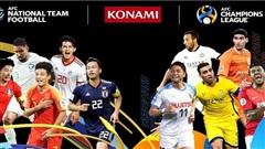Tin vui với tín đồ PES: Konami tăng cường hợp tác với Liên đoàn bóng đá châu Á (AFC)