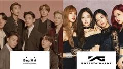 Nentizen Hàn nghĩ gì về 'cú bắt tay' gây choáng nhất Kpop giữa YG và Big Hit