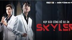 Chính thức công bố kỹ năng nhân vật Skyler - phiên bản kỹ xảo 'cool ngầu' siêu mạnh của Sơn Tùng M-TP
