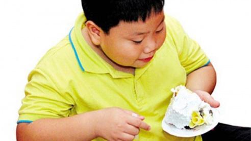 Trẻ béo phì dễ gặp hậu quả gì?
