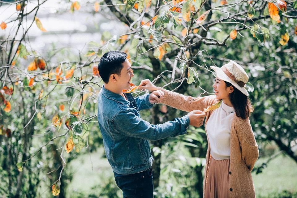 Chuyến đi gần đây nhất của cả hai đó là dịp sinh nhật Trang, cả hai quyết định đến Singapore - nơi cô nàng đã học tập trước đây. Tại đó Xuân Tiến đã nói lời cầu hôn và cả hai sẽ tổ chức đám cưới trong thời gian tới.