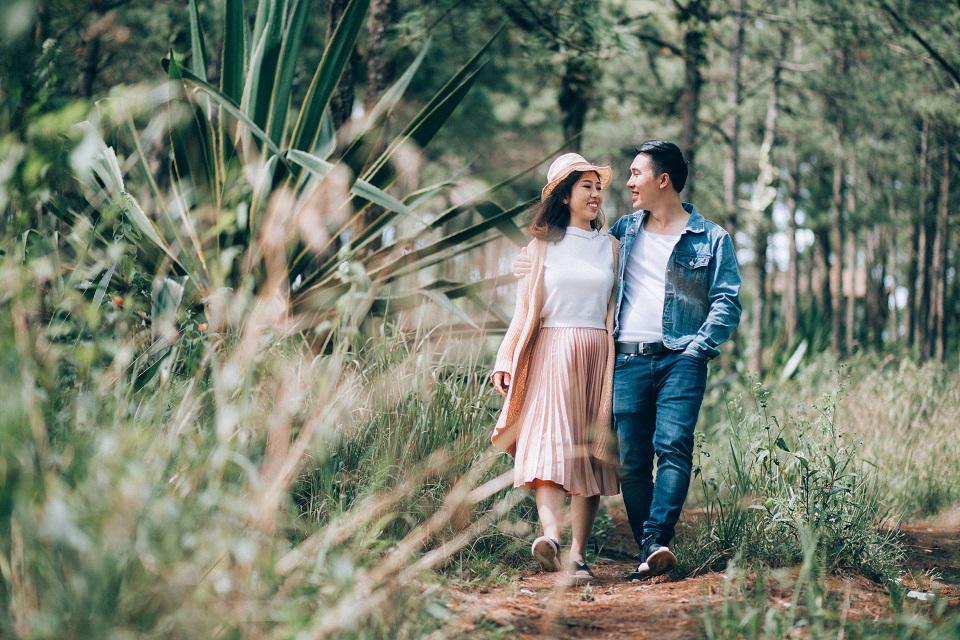 Cho đến bây giờ cả hai vẫn không thể ngờ sẽ yêu và kết hôn với nhau. Ngay cả những người bạn thân của Tiến và Trang cũng đều rất bất ngờ khi biết tin cả hai chính thức trở thành một đôi.