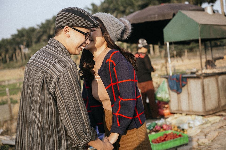 Tình yêu của cặp đôi may mắn không gặp nhiều trắc trở, hơn nữa còn nhận được sự ủng hộ của gia đình.