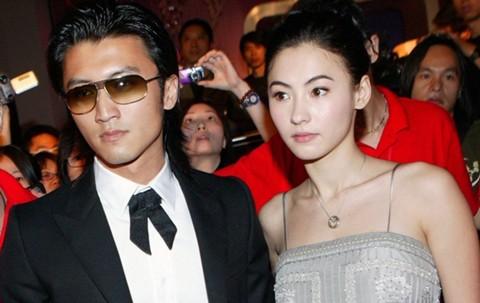 Tạ Đình Phong và Trương Bá Chi – cặp đôi tổ hợp nhan sắc