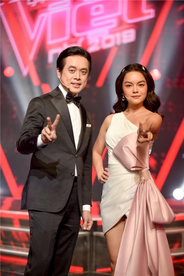 Hương Giang, Dương Cầm, Phạm Quỳnh Anhngồi ghế nóng The Voice Kids 2019 2