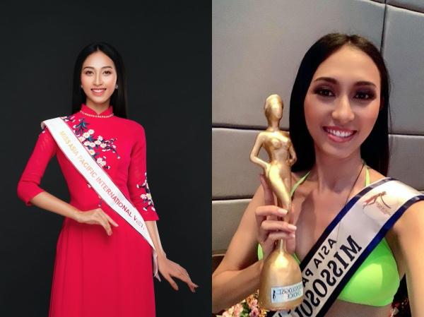 Thu Hiền thì xuất sắc trở thành gương mặt đại diện cho Việt Nam tại Miss Asia Pacific International.