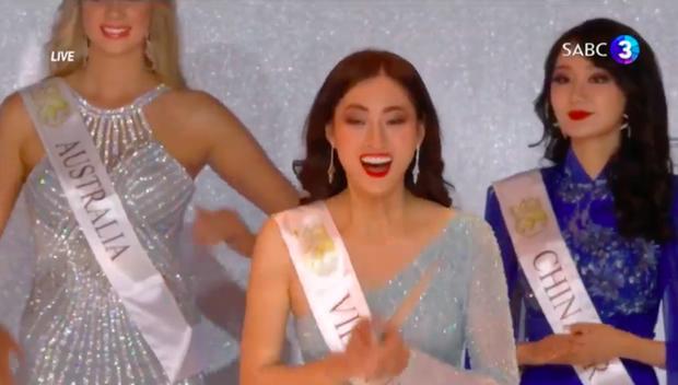 Màn ứng xử tiếng Anh quá đỉnh của Lương Thùy Linh tại Miss World 2019: Thần thái tự tin, gửi gắm đầy ắp niềm tự hào dân tộc!