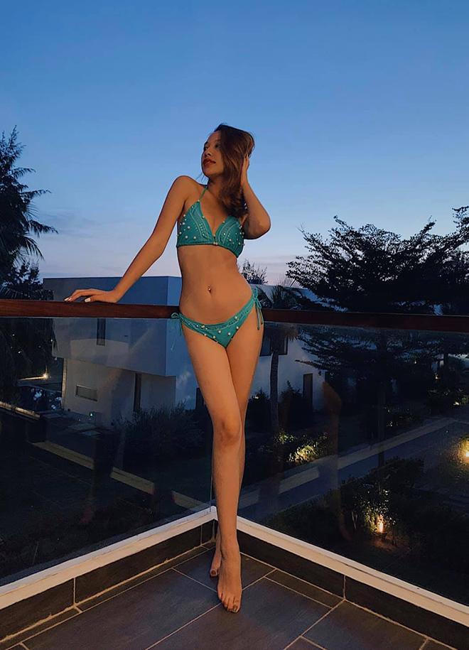 Người đẹp cao 1m77, thích ăn mặc nóng bỏng dự thi 'Hoa hậu Việt Nam 2020'