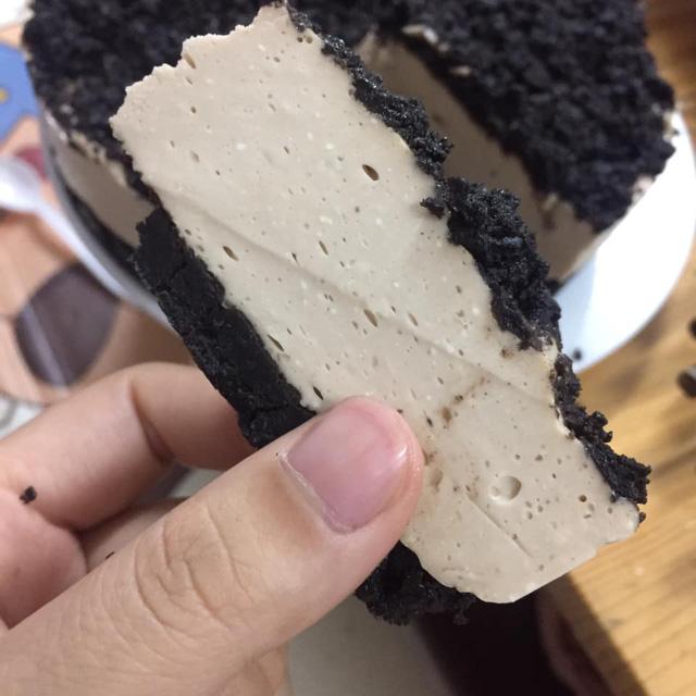 Là bánh nhé, không phải giò lụa đâu ! (Nguồn ảnh: Phạm Thúy Quỳnh)