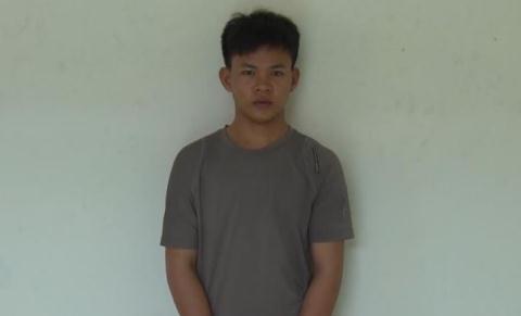 Đối tượng Nguyễn Văn Luân.