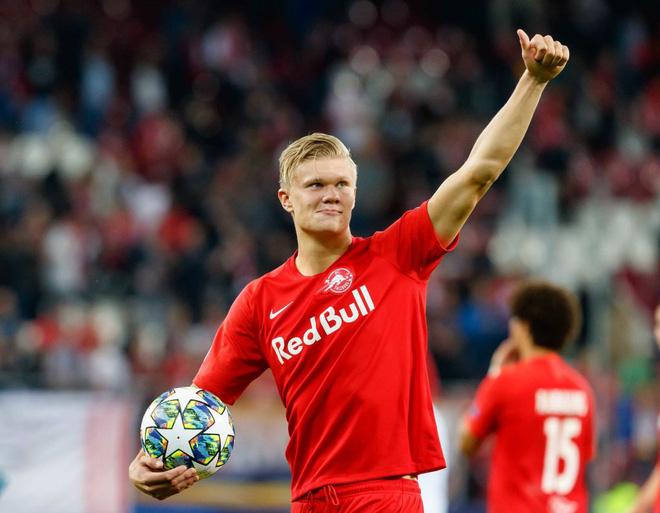 Vào tháng 1/2020, chúng ta sẽ được chứng kiến cuộc đua giành chữ ký Haland của các đội bóng hàng đầu châu Âu.