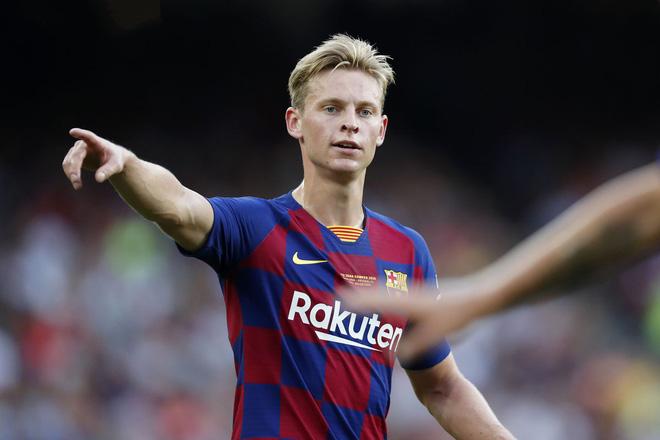 Thật hiếm cầu thủ mới sang Barca mà đã chơi ổn định như De Jong.