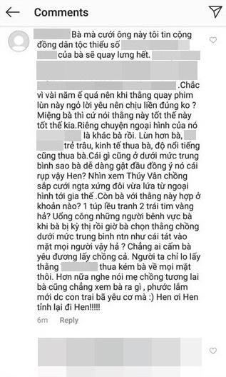 H'Hen Niê vừa tiết lộ kế hoạch kết hôn, bạn trai đã bị chê bai thậm tệ vì lý do này