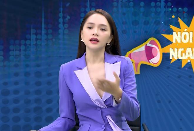 Hương Giang nói về sự cố của Trấn Thành: Cười chán, vui chán rồi, đến lúc người ta sa chân là chửi thậm tệ