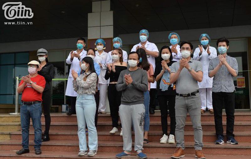 Kì tích tại Việt Nam: Chính thức chữa khỏi 50% ca mắc Covid-19, 125 người bệnh xuất viện 0