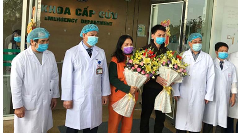 Kì tích tại Việt Nam: Chính thức chữa khỏi 50% ca mắc Covid-19, 125 người bệnh xuất viện 3