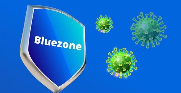Bluezone không hề tốn pin như các phần mềm khác.