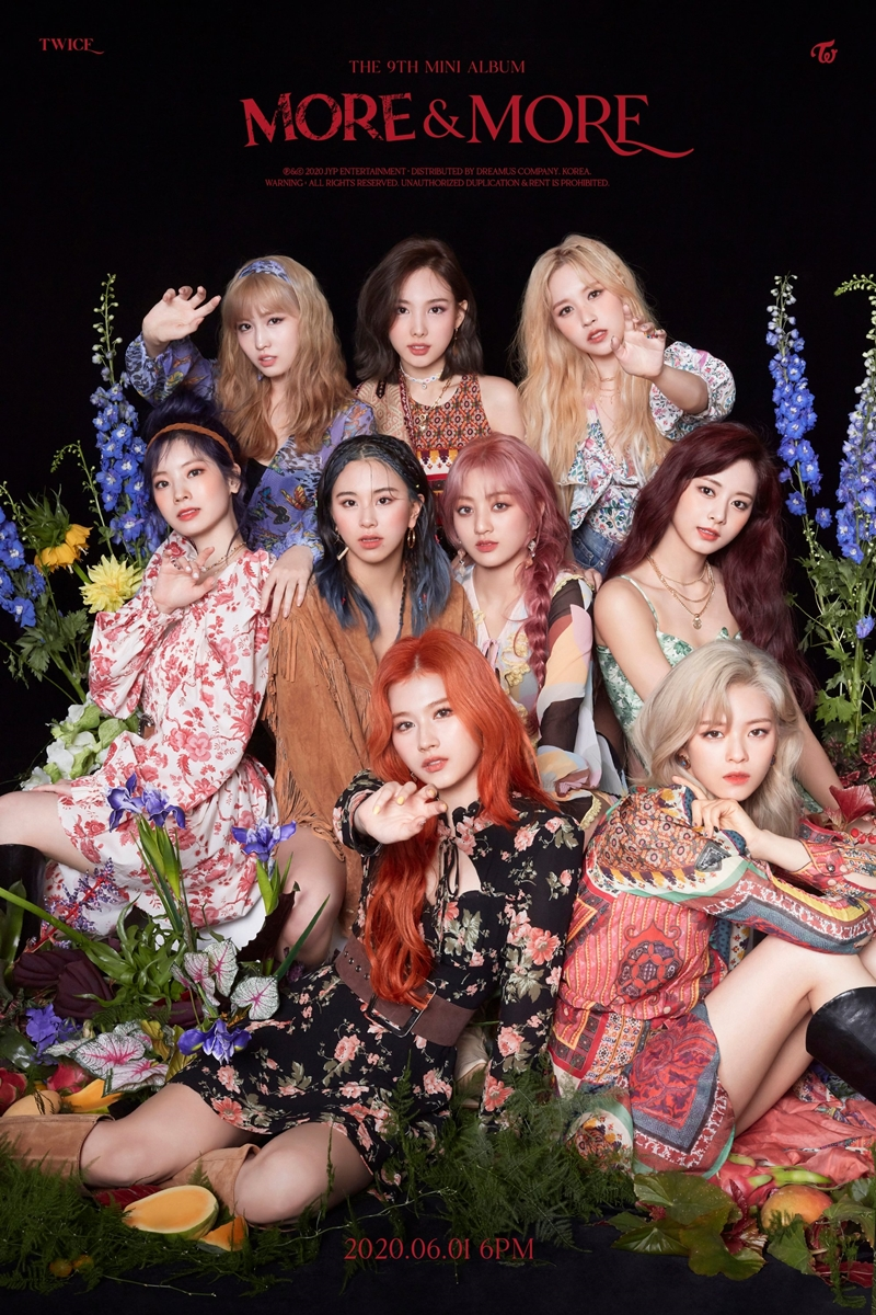 Twice quay trở lại đường đua Kpop sau gần 1 năm kể từ Feel Special.