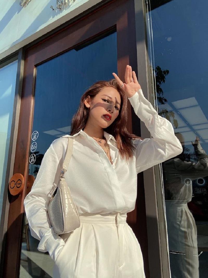Nữ chính NALA tập 5: tháo bỏ váy dạ hội, tự tin khoác lên mình bộ vest đúng cá tính vẫn đẹp xuất sắc 3