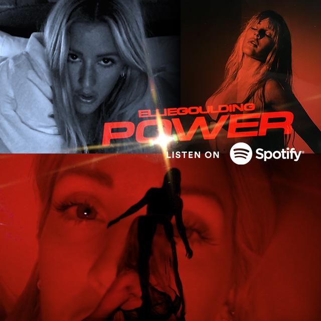 Bìa single Power
