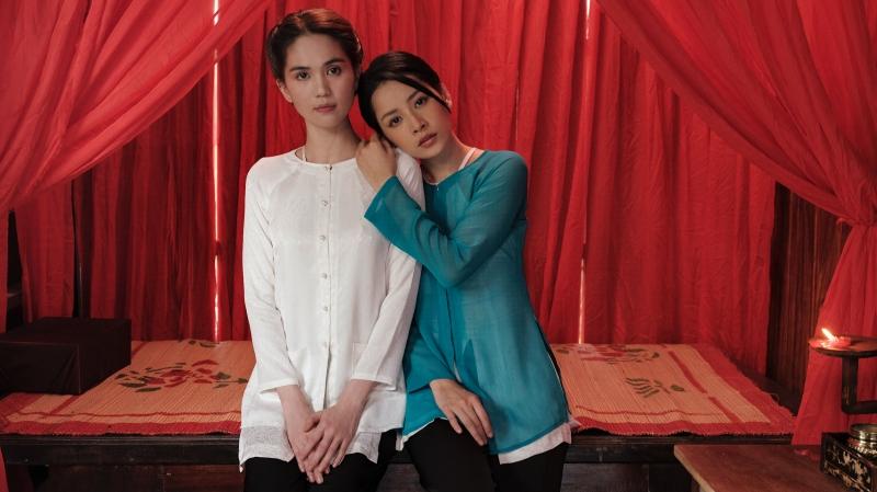 Tưởng đóng 'bách hợp', ai dè Chi Pu và Ngọc Trinh lại thành tình địch trong MV mới 7