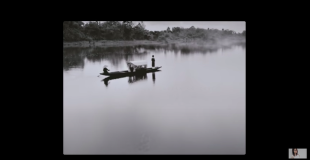 Vừara lò'Cung đàn vỡ đôi' của Chi Pu đã bị 'chỉ điểm' trông hao hao vài cảnh MV của Hòa Minzy 1