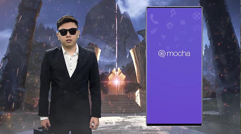 BƯỚC 1: Truy cập ứng dụng Mocha. Nếu chưa có ứng dụng Mocha, hãy vào kho ứng dụng CH Play hoặc App Store để cài đặt.