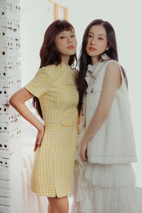 Trao nhau một ánh nhìn, Hoàng Yến Chibi - Jun Vũ đủ khiến fan 'lụi tim' 1
