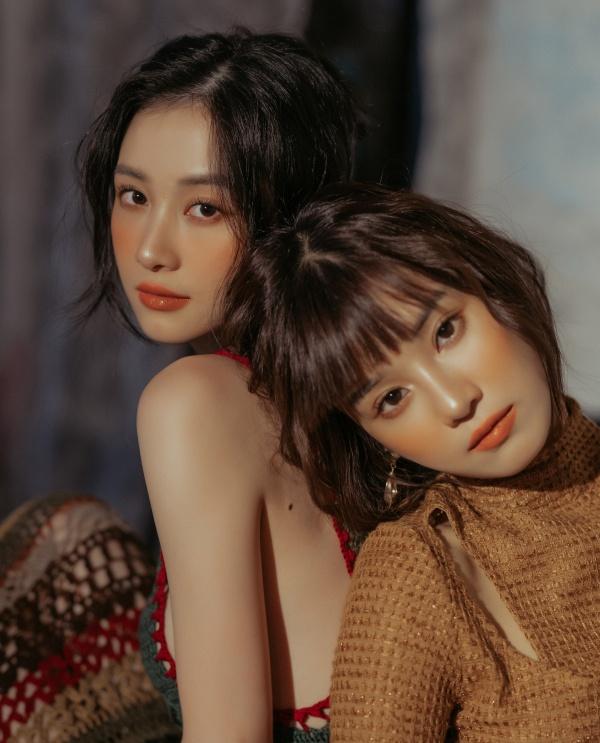 Trao nhau một ánh nhìn, Hoàng Yến Chibi - Jun Vũ đủ khiến fan 'lụi tim' 3