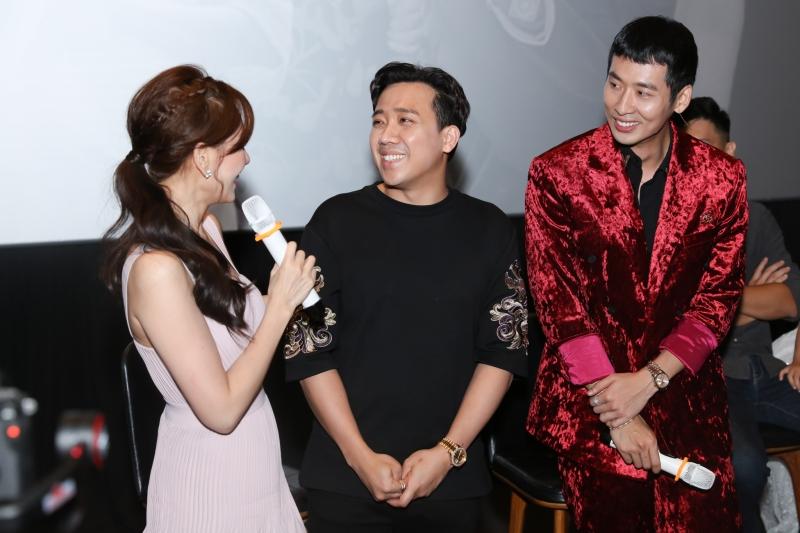 Tuấn Trần và Khánh Vân mất 4 tiếng để quay cảnh hôn trong phim mới 9