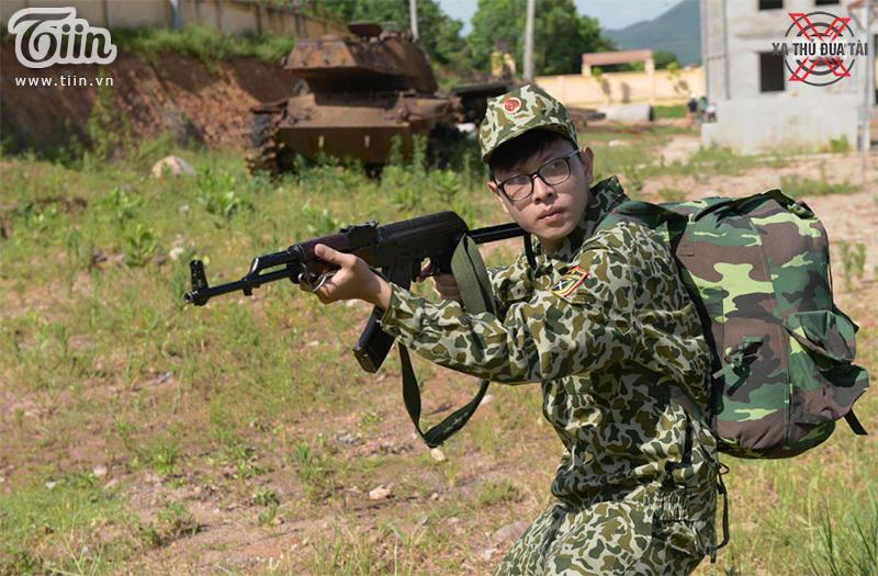 Loạt streamer đình đám đổ bộ gameshow bắn súng đạn thật duy nhất tại Việt Nam 3